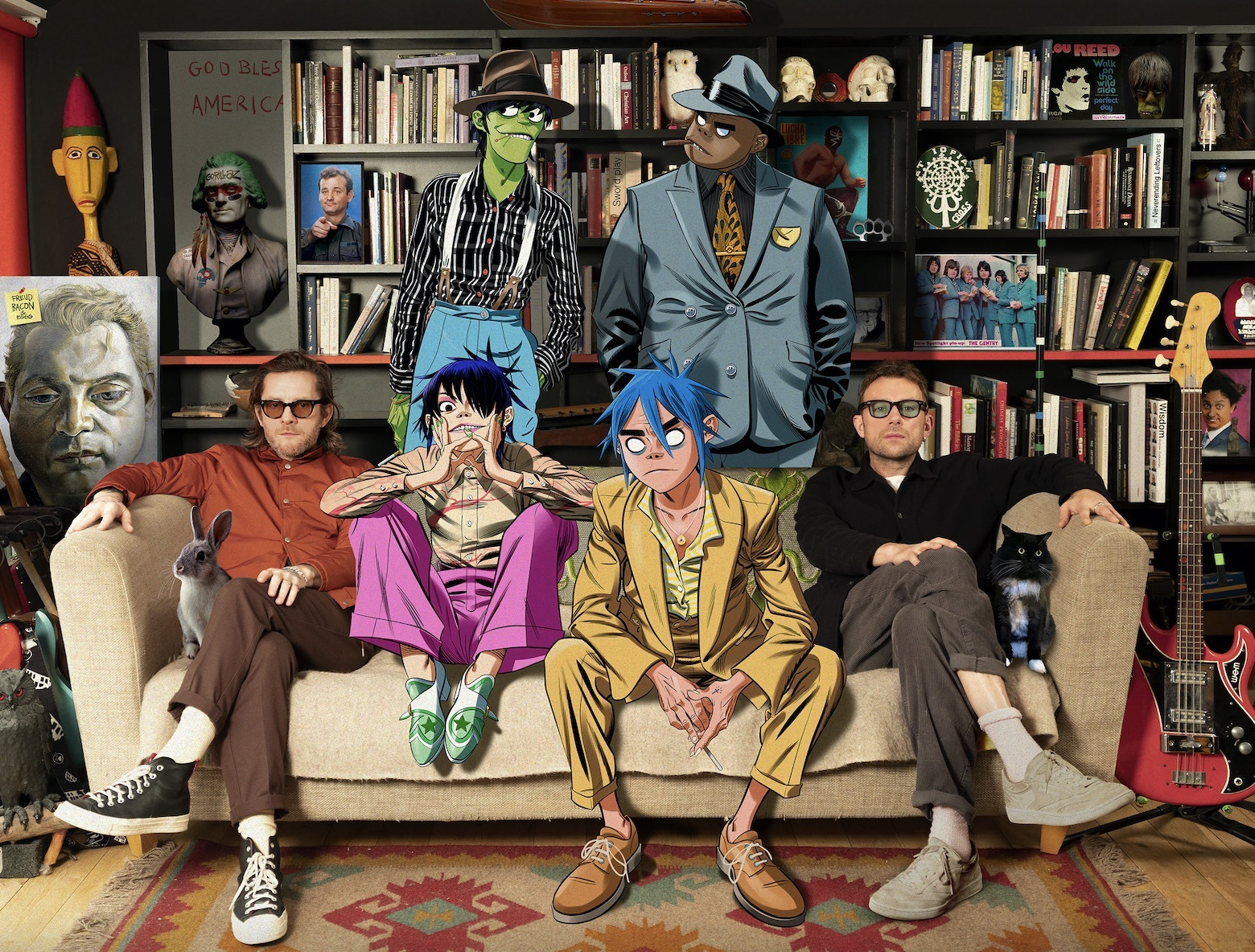 Planet Of The Apes: Gorillaz