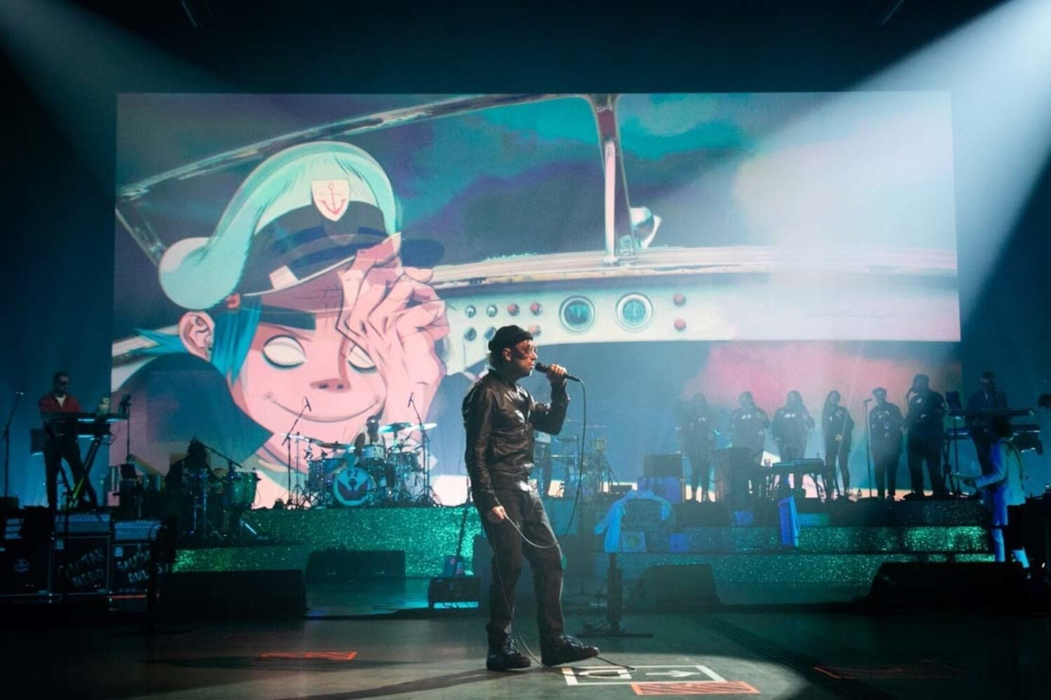 Gorillaz, Song Machine: Live from Kong