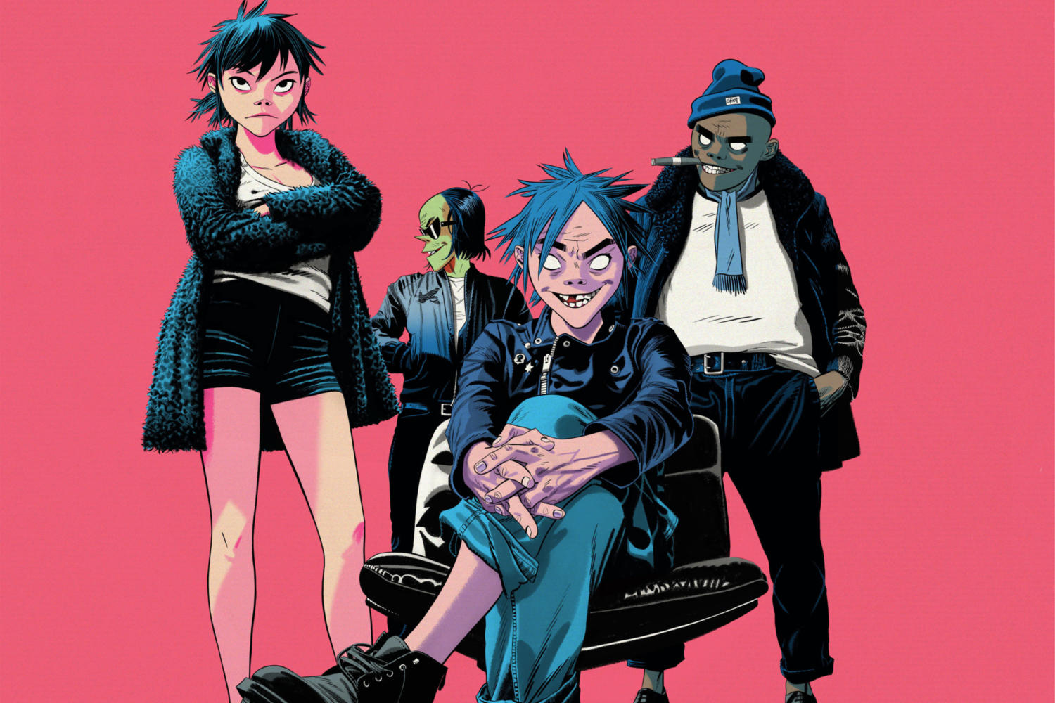 Gorillaz to release new documentary film