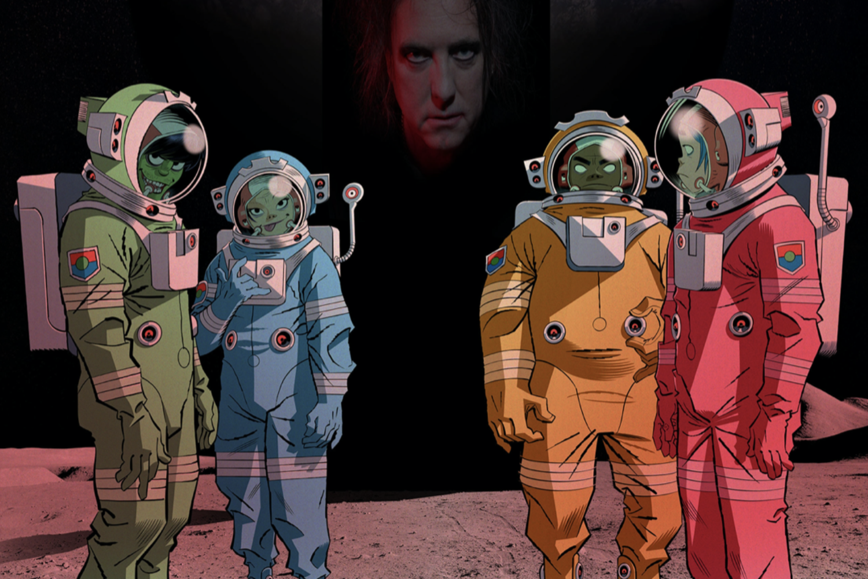 Gorillaz announce 'Song Machine: Season One - Strange Timez'