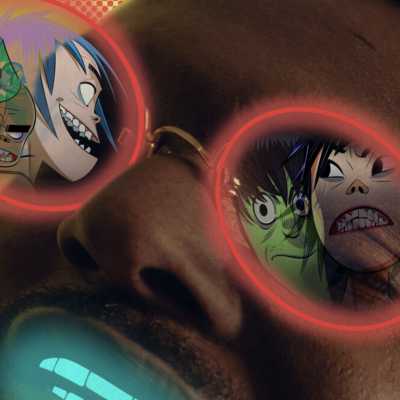Gorillaz link up with ScHoolboy Q for 'PAC-MAN'