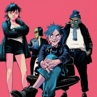 Listen to two new remixes of Gorillaz' 'Humility' by Superorganism and DJ Koze