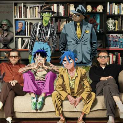 Gorillaz to broadcast 'Song Machine Live'