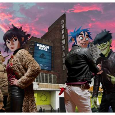 Vince Staples, Danny Brown and more to play Gorillaz's Demon Dayz Festival