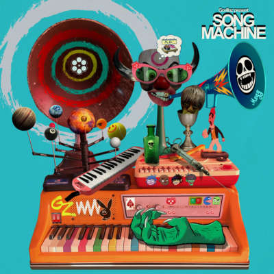 Gorillaz - Song Machine: Season One - Strange Timez