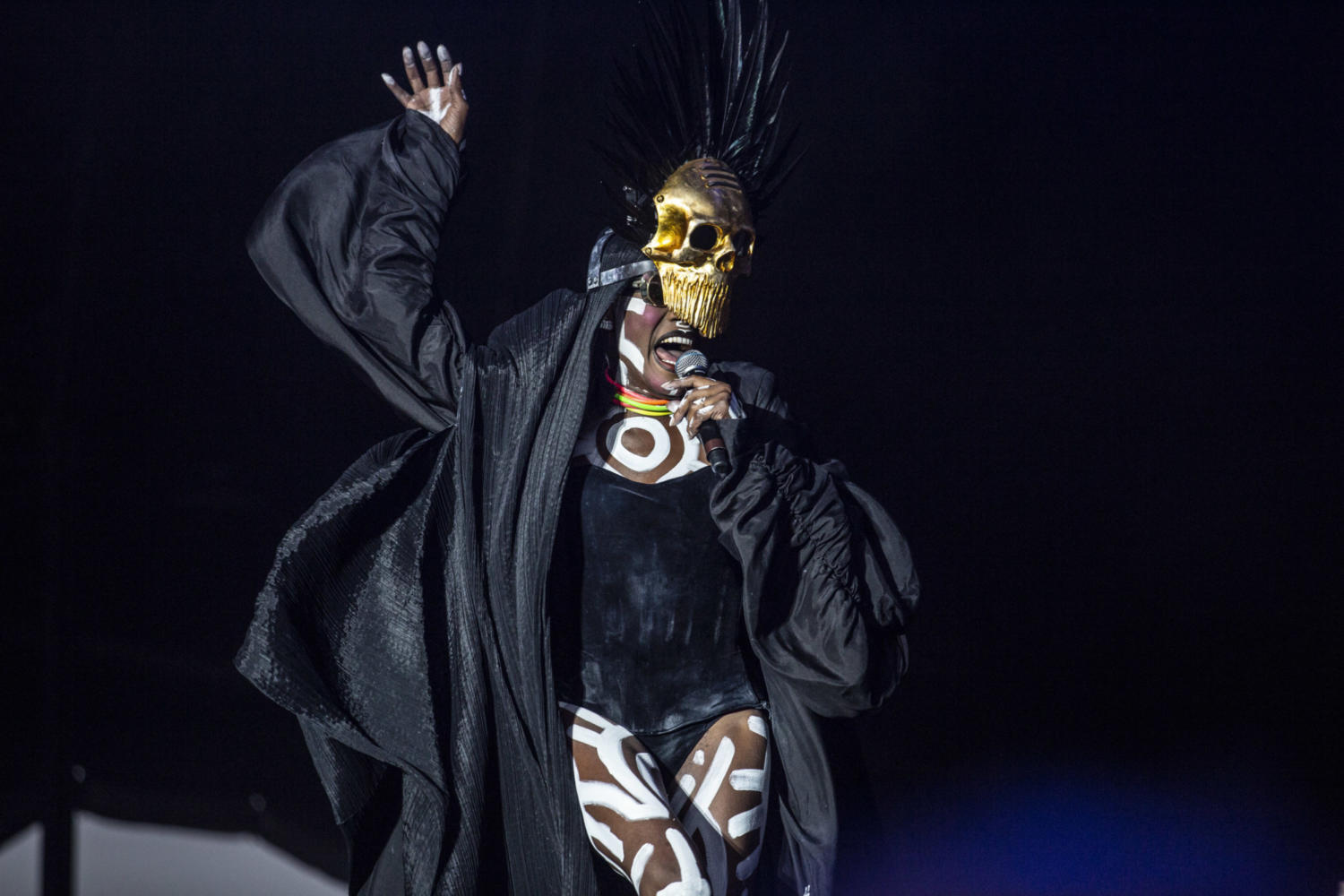 Grace Jones' Meltdown Festival to move to 2021