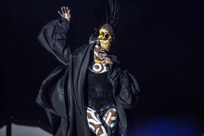 Grace Jones' Meltdown Festival to move to 2021
