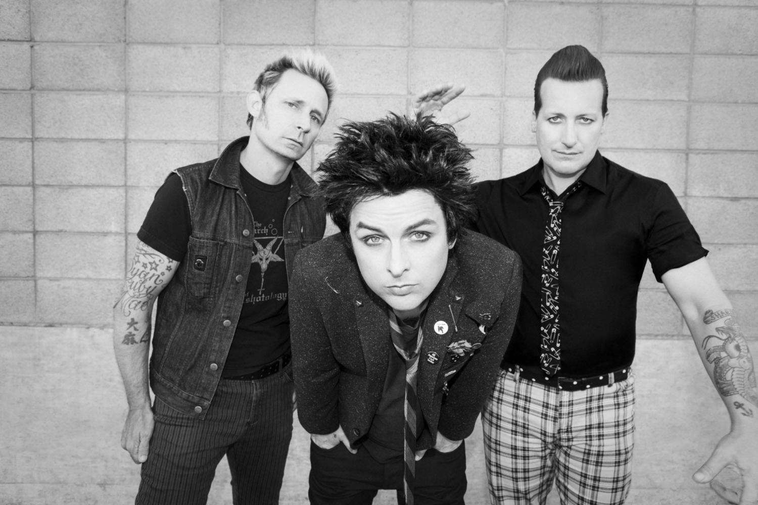 Green Day announce 'Greatest Hits: God's Favorite Band'