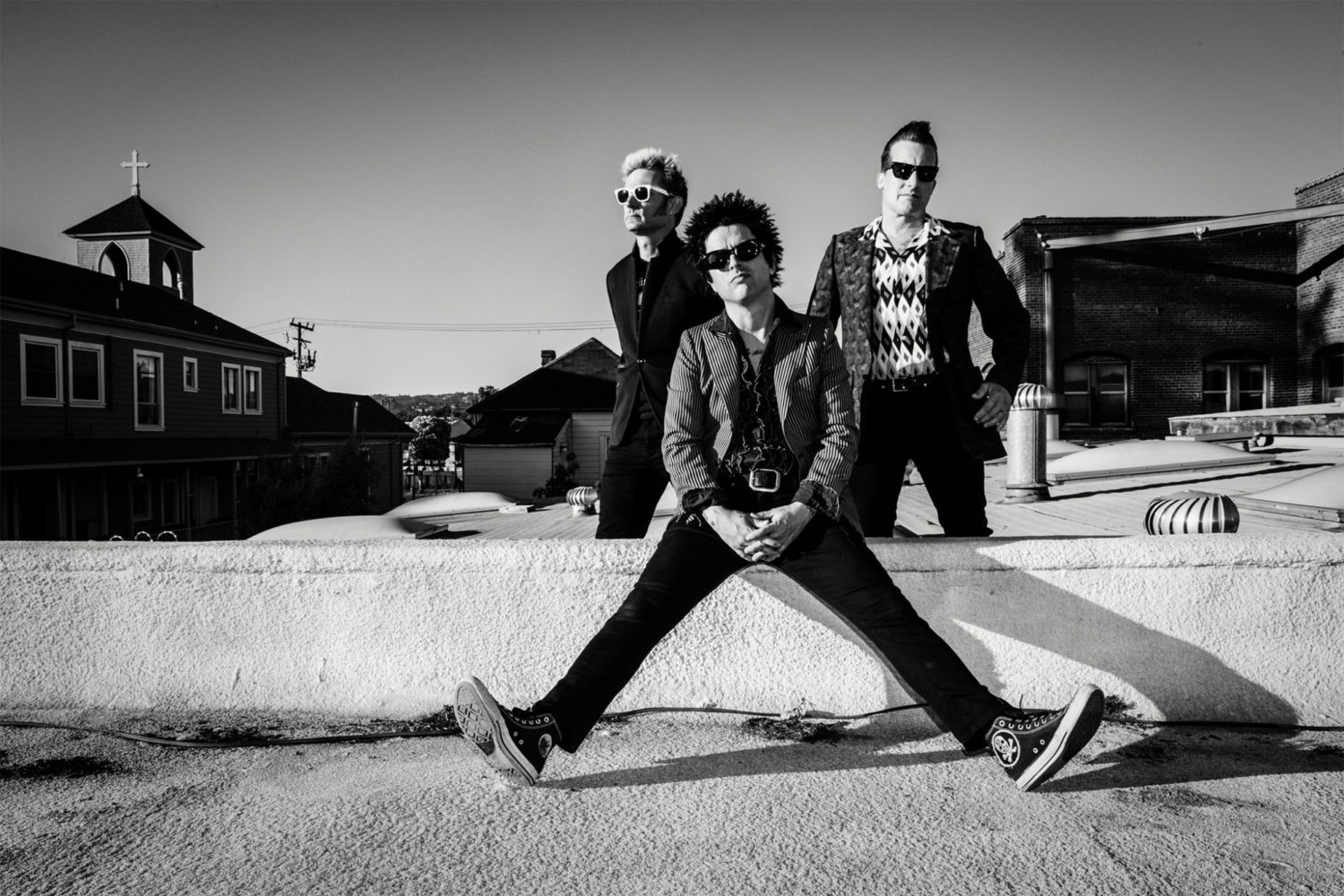 Green Day have shared a video for 'Troubled Times'
