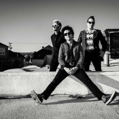 Green Day working on new music, says Billie Joe Armstrong