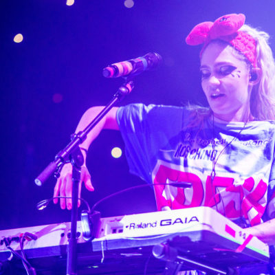 """Grimes says new music is """"imminent"""""""