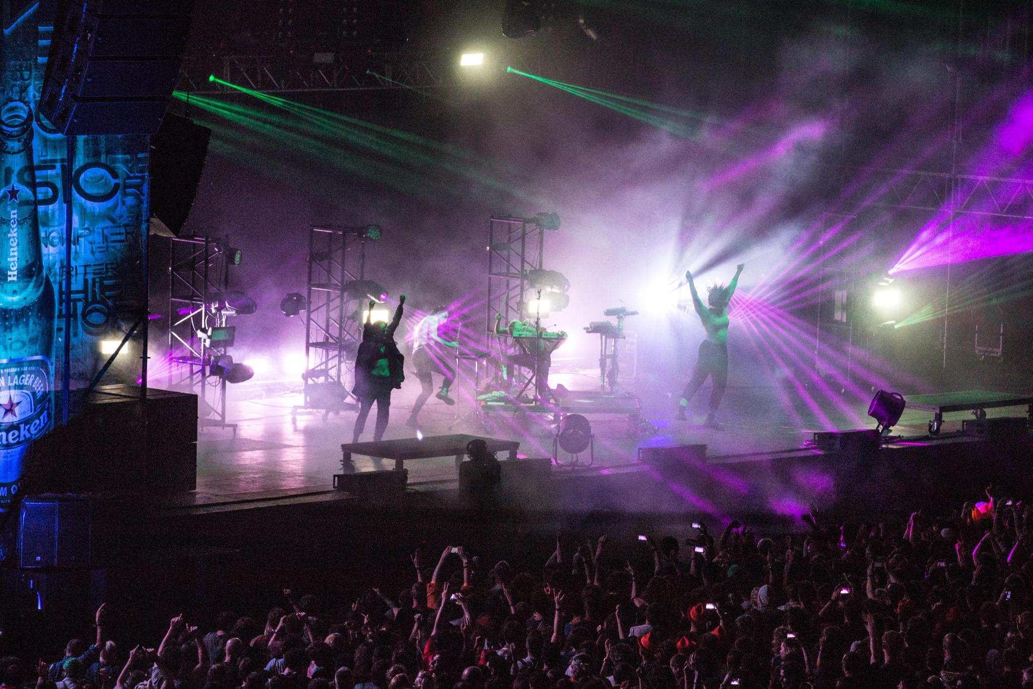 Bilbao BBK Live 2016: Day Two