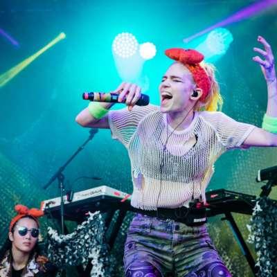 Grimes returns with 'We Appreciate Power' ft HANA