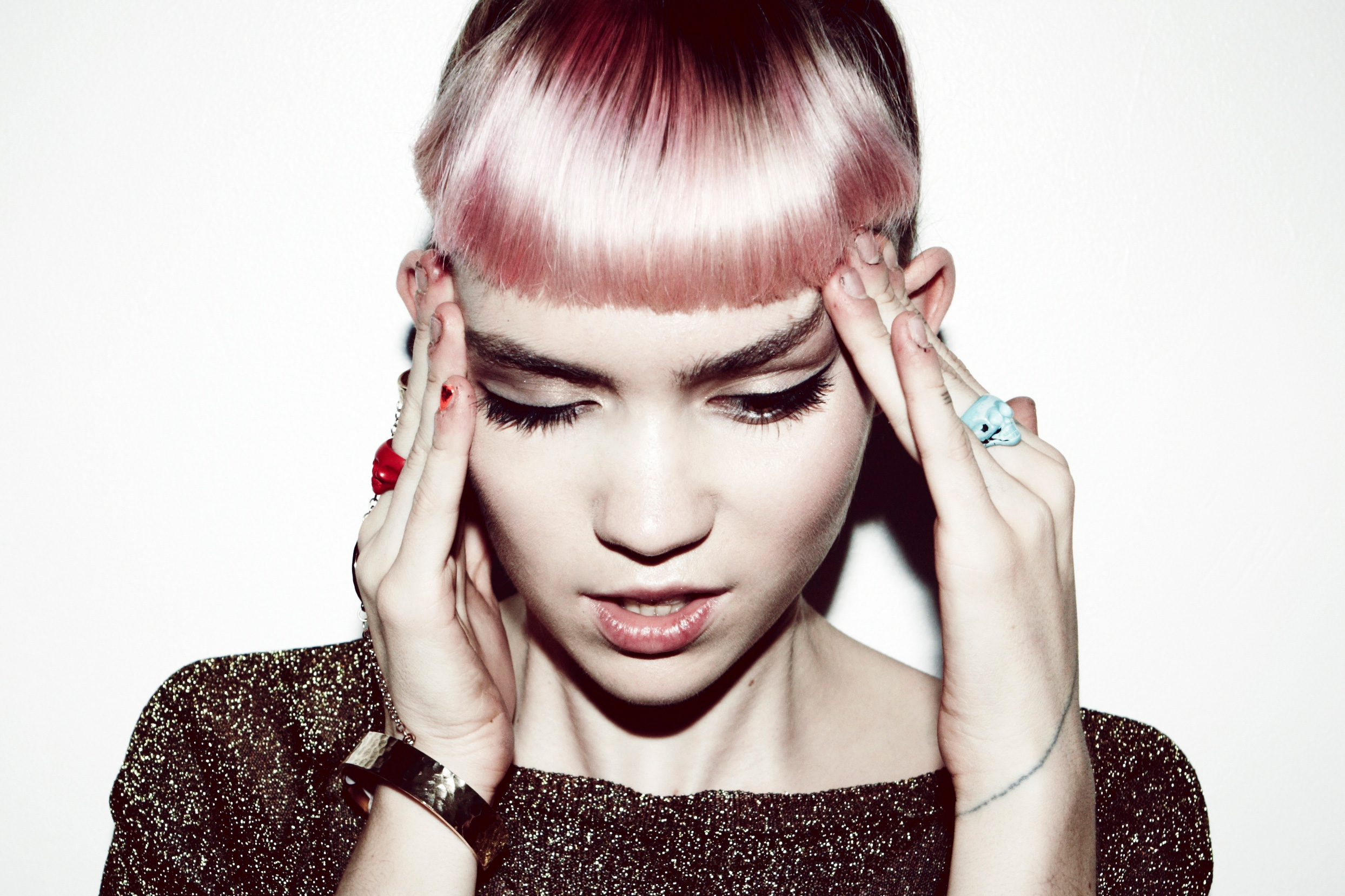 Looking back on Grimes' 'Visions'