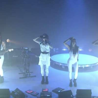 Watch Grimes perform 'We Appreciate Power' feat. HANA on TV
