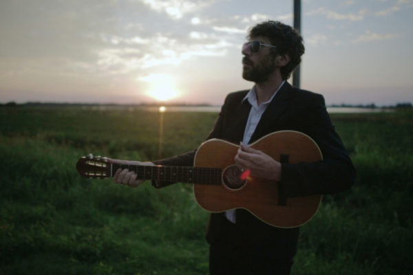 Gruff Rhys unveils soundtrack cut 'Set Fire To The Stars'