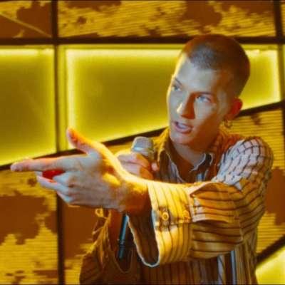 Gus Dapperton releases 'Post Humorous' video