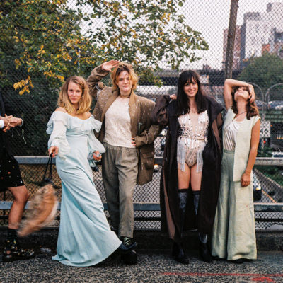 Gustaf share second single 'Design'