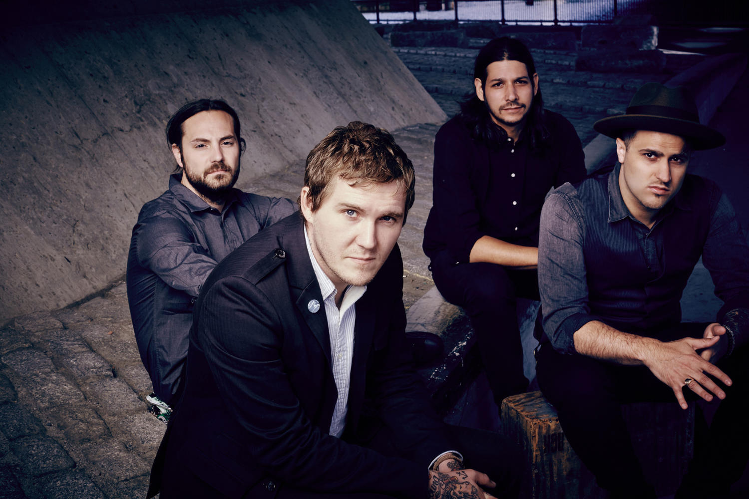The Gaslight Anthem reveal new video for '1,000 Years'
