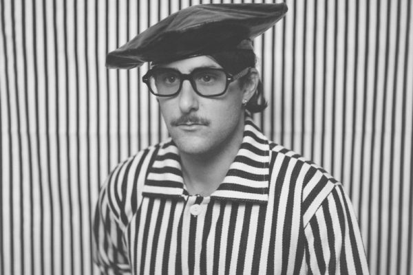"""Zac Farro: """"[The new record is] a new venture for HalfNoise"""""""