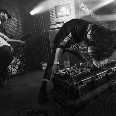 HEALTH, Crows, Lady Bird and more storm All Points East at DIY and Jager Curtain Call's Jagerhaus takeover