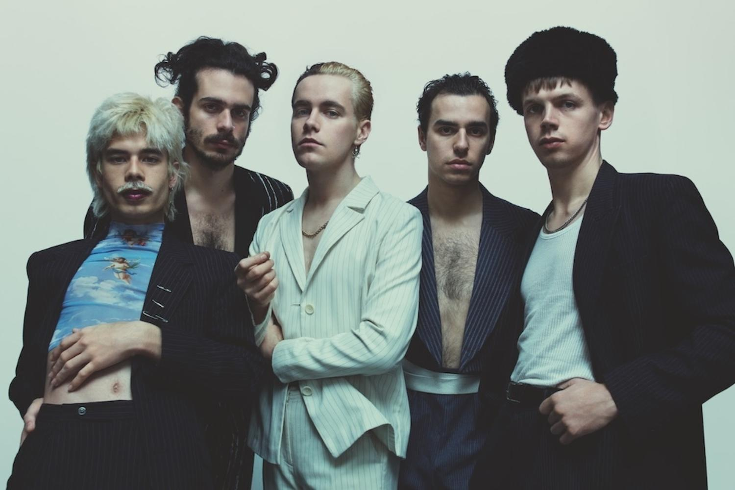 HMLTD release 'Mikey's Song' video