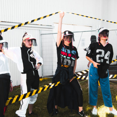 Haiku Hands bring the party in new 'Super Villain' video