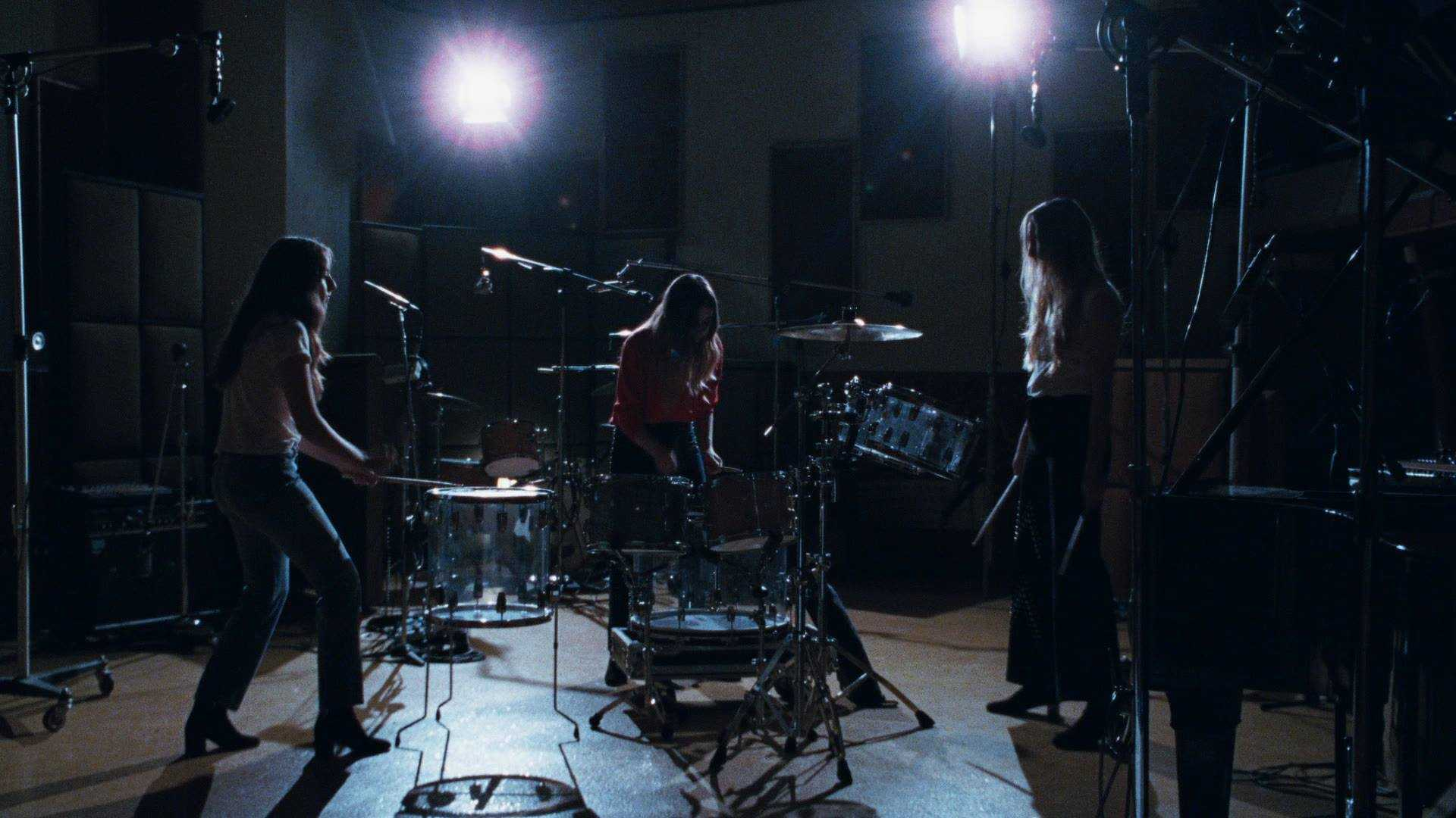 Haim are playing the drums again in new teaser
