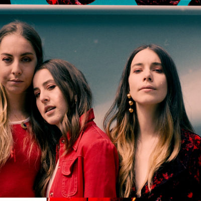 Watch Haim cover 'That Don't Impress Me Much' by Shania Twain