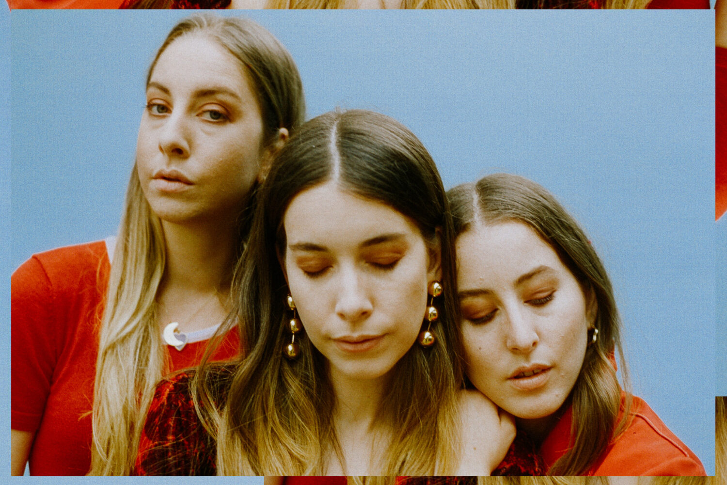 Watch Haim cover The Strokes for Radio 1's Piano Session