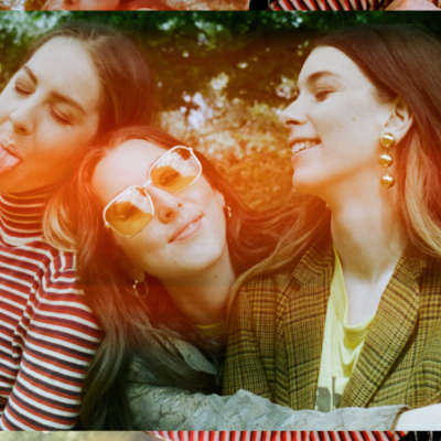 You can now stream Haim's cover of Shania Twain's 'That Don't Impress Me Much'