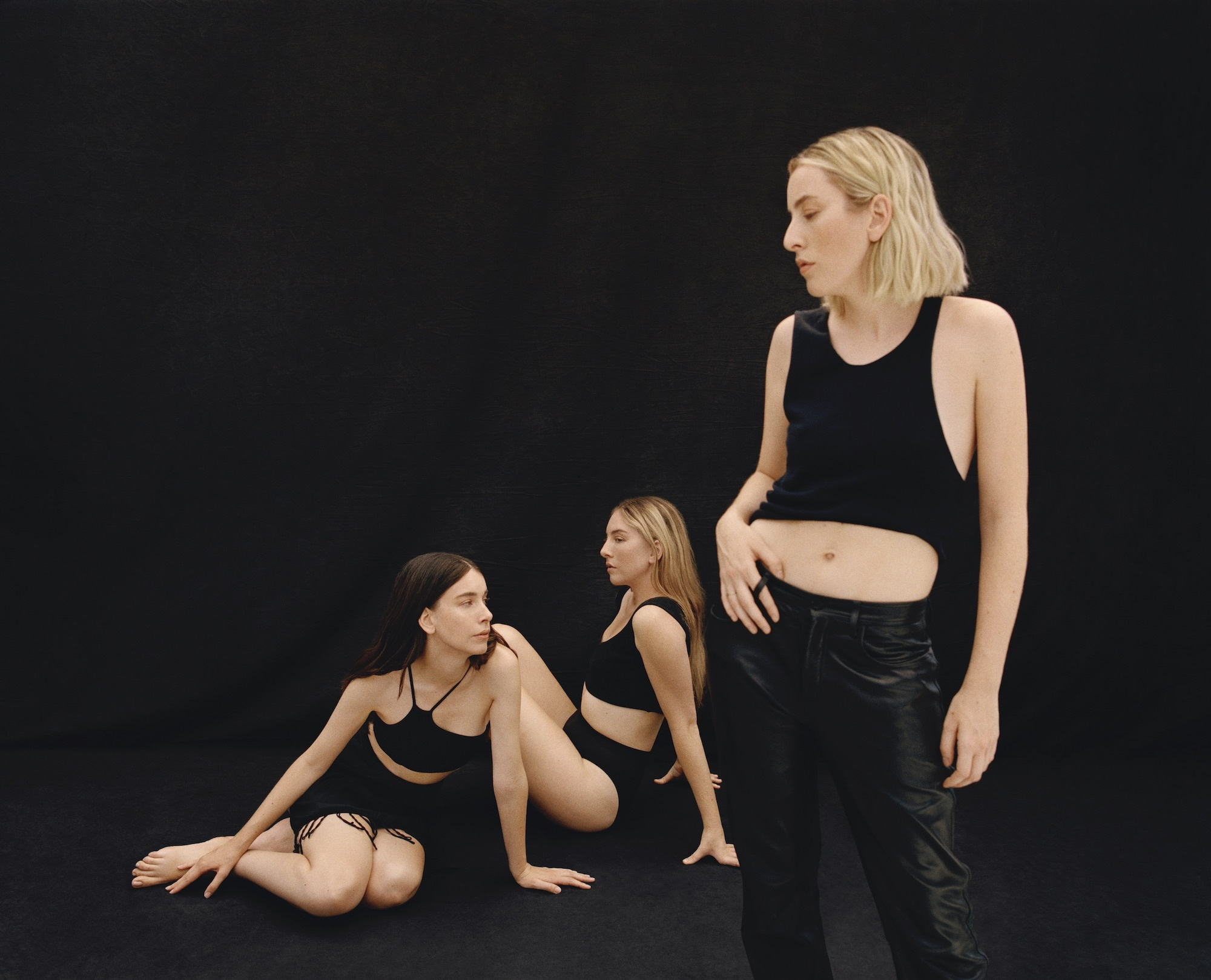 Haim release 'Man From The Magazine' video