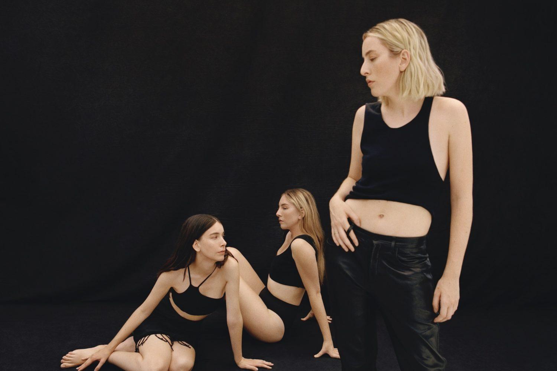 Haim unveil new bop 'The Steps'