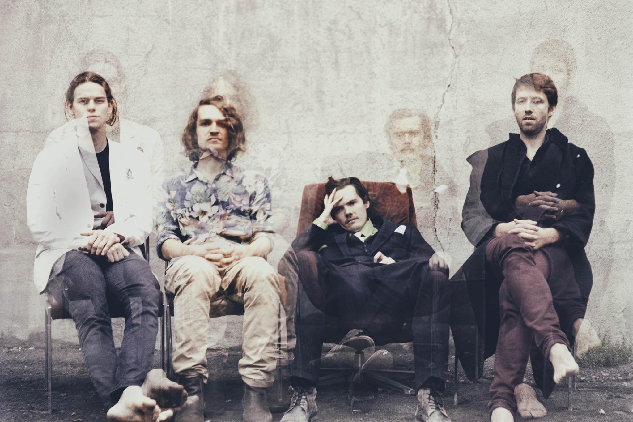 Half Moon Run open up on return, share new track 'Trust'