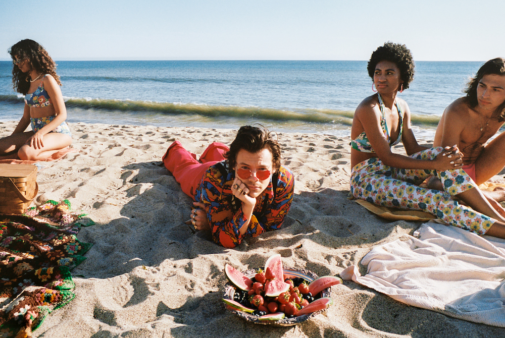 Harry Styles releases 'Watermelon Sugar' video