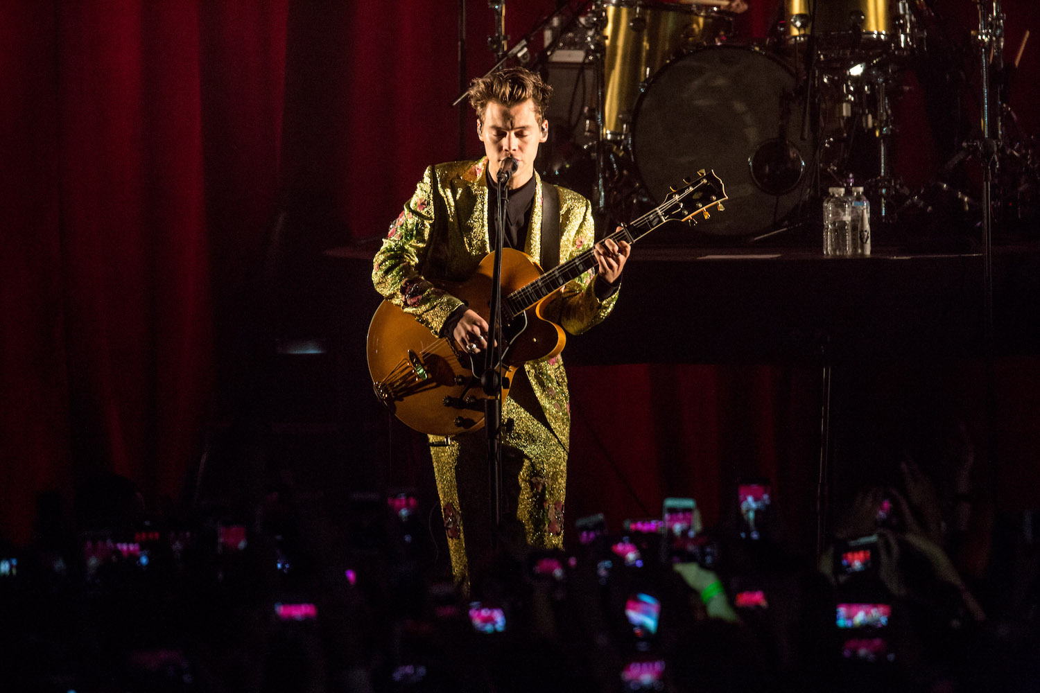Harry Styles, Hammersmith Apollo, London