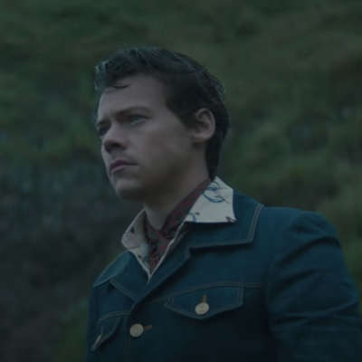 Harry Styles shares official trailer for new track 'Adore You'