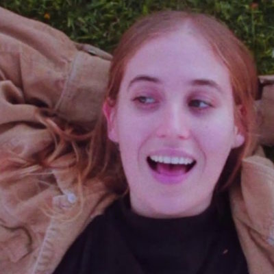 Watch Hatchie's dreamy video for 'Bad Guy'