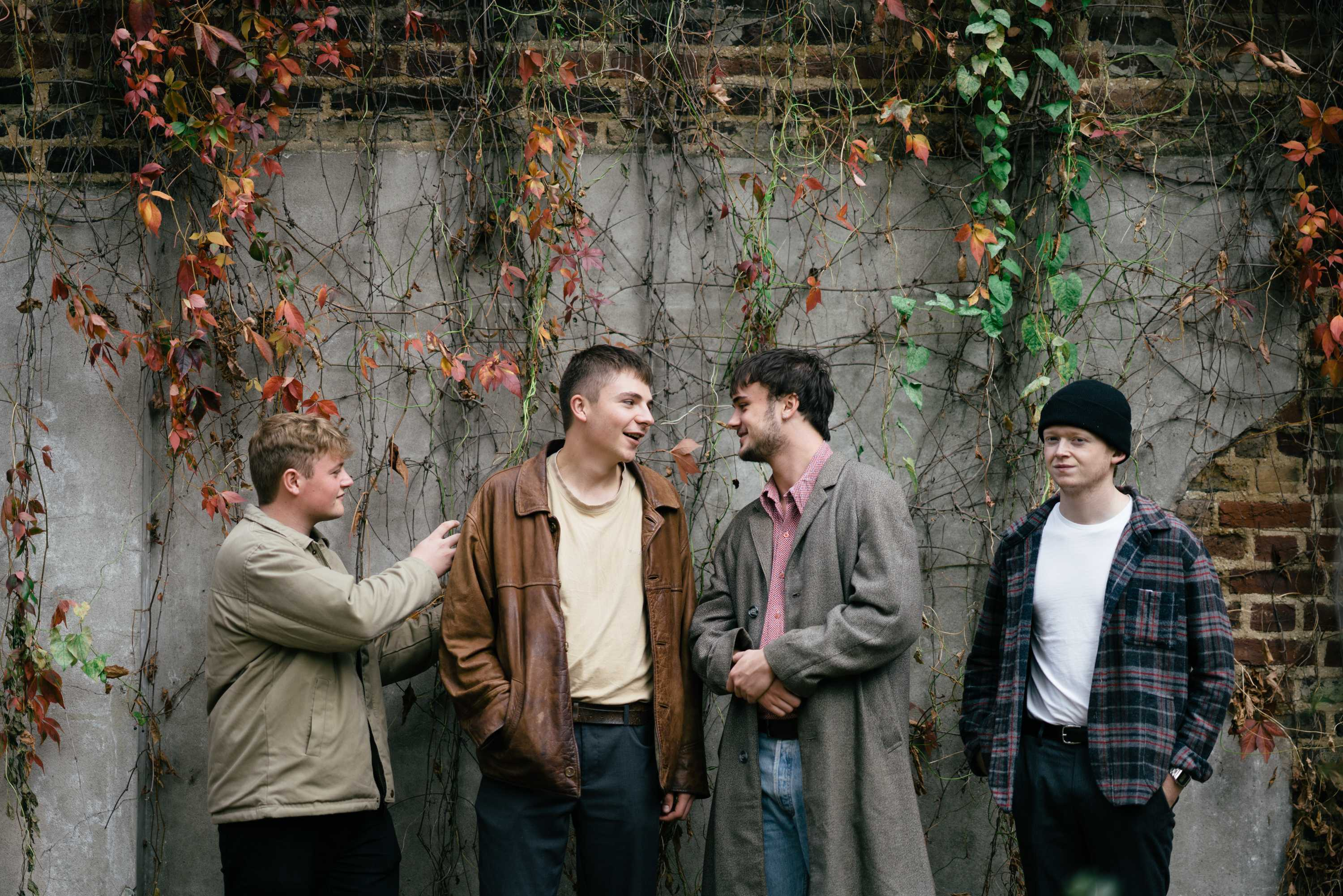 Bristol's Haze share the infectious, ramshackle 'Piochitas'