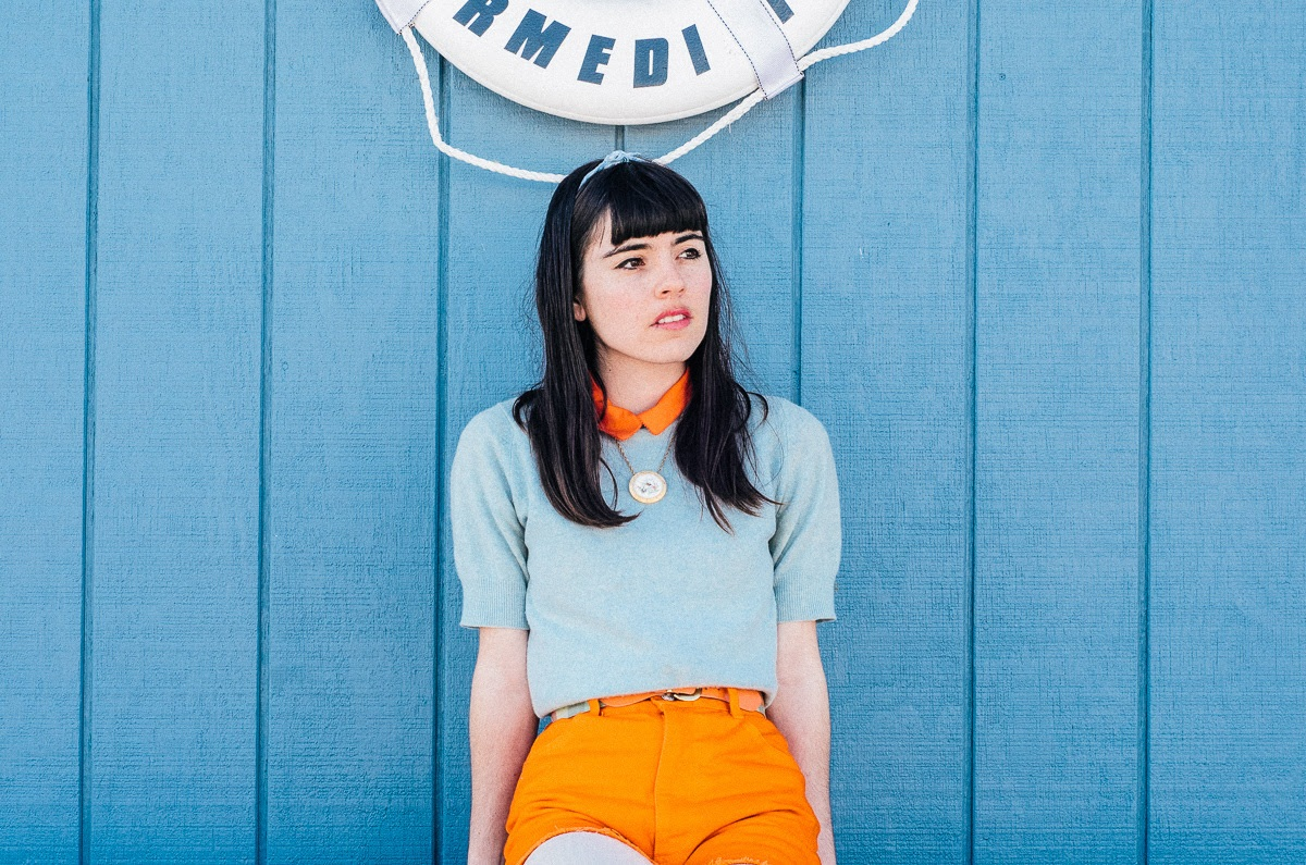 Hazel English announces debut EP, shares 'Never Going Home' video