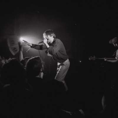 Watch Heavy Lungs perform 'Self Worth' live at their hometown Bristol show