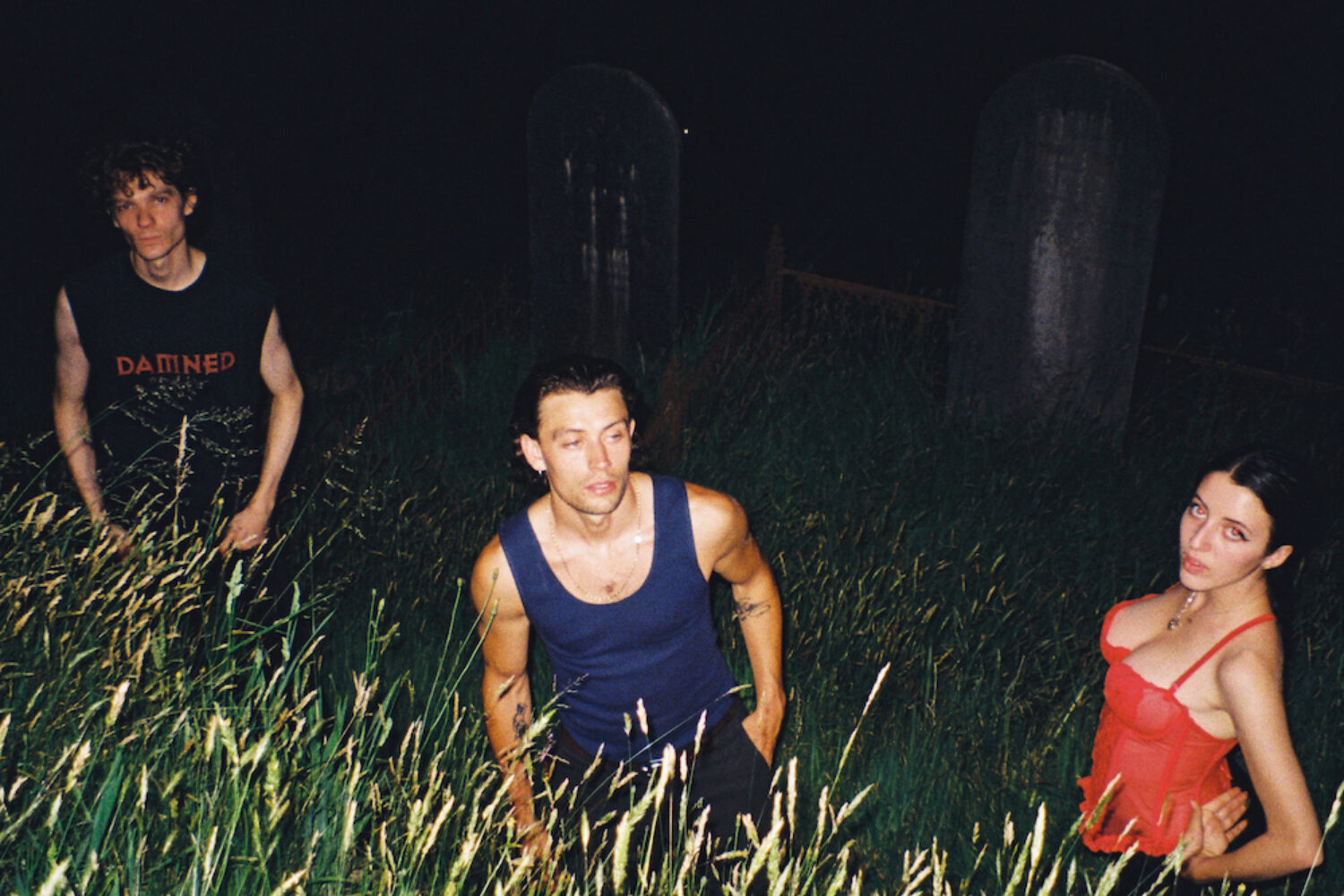HighSchool offer up new track 'De Facto'