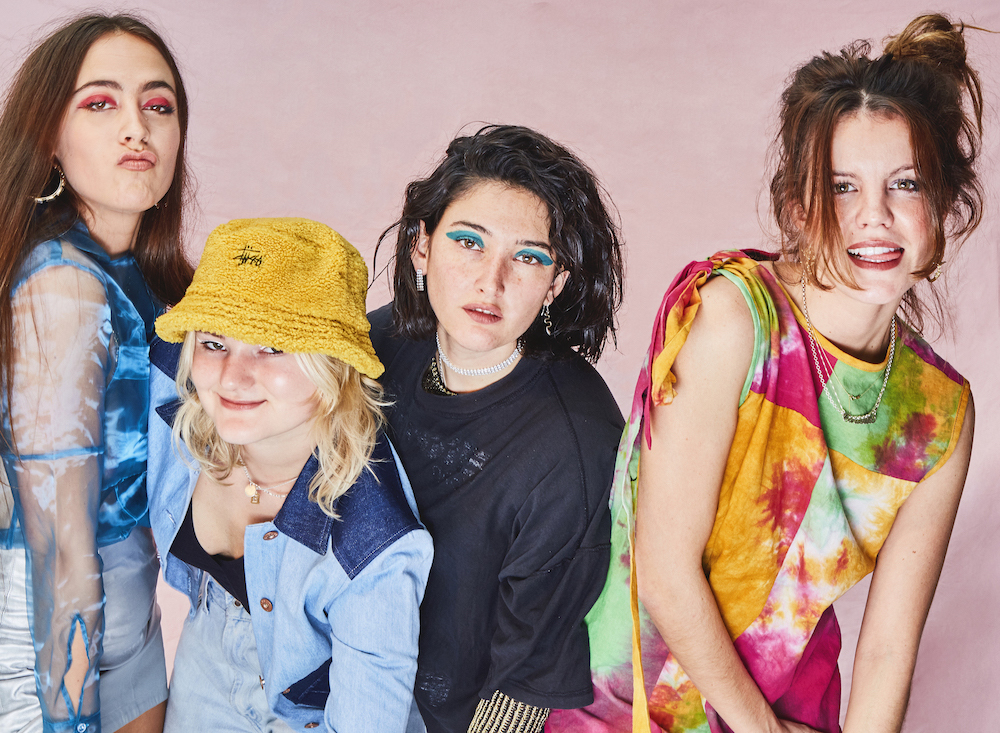 Hinds announce new album 'The Prettiest Curse'