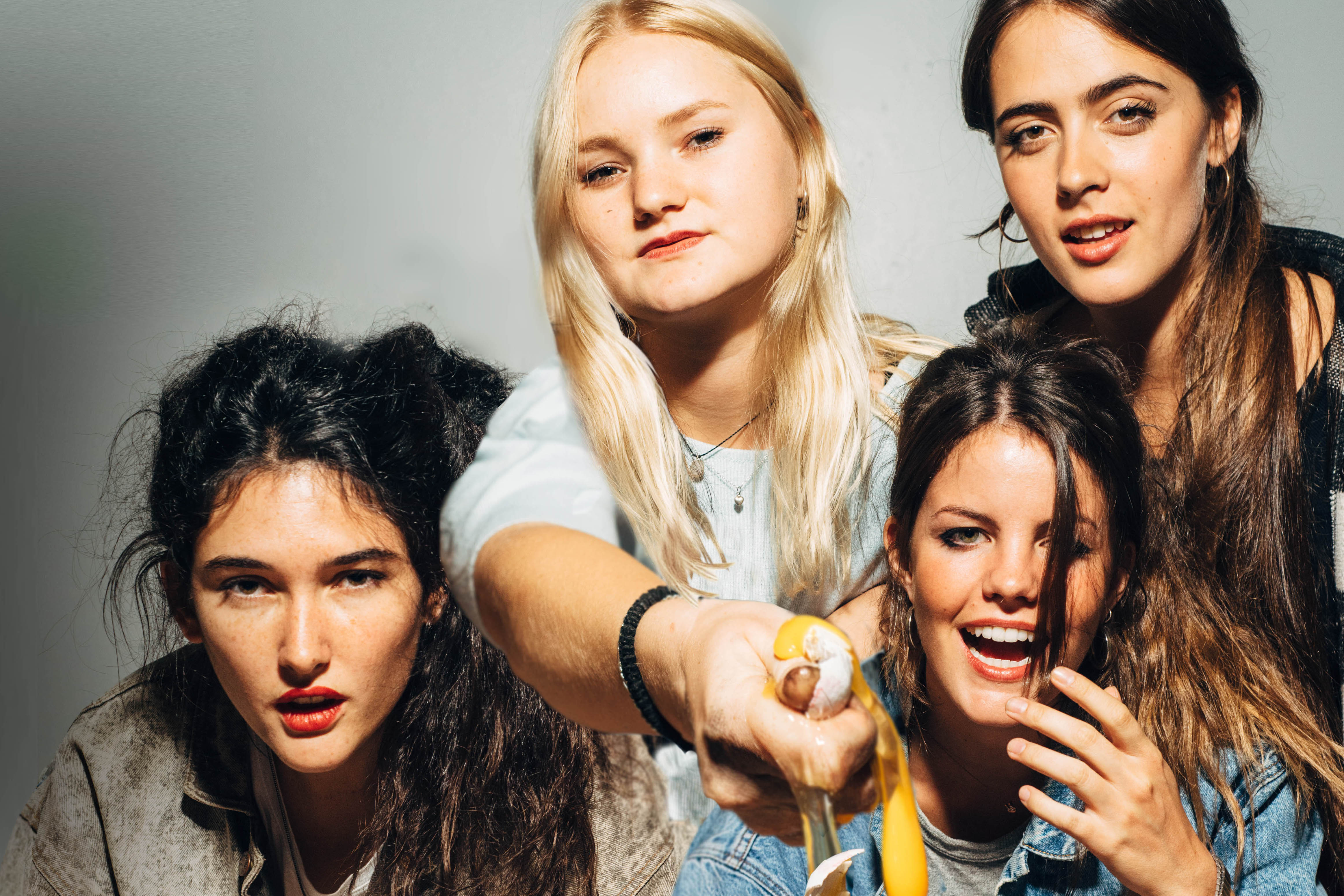 Hinds: Our Shit, Our Rules