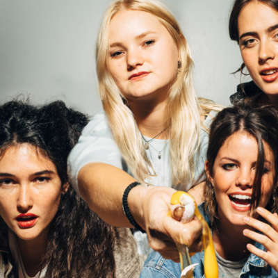 Hinds, Speedy Ortiz, Porches and more sign up for 'Cover Your Ass' compilation for Planned Parenthood