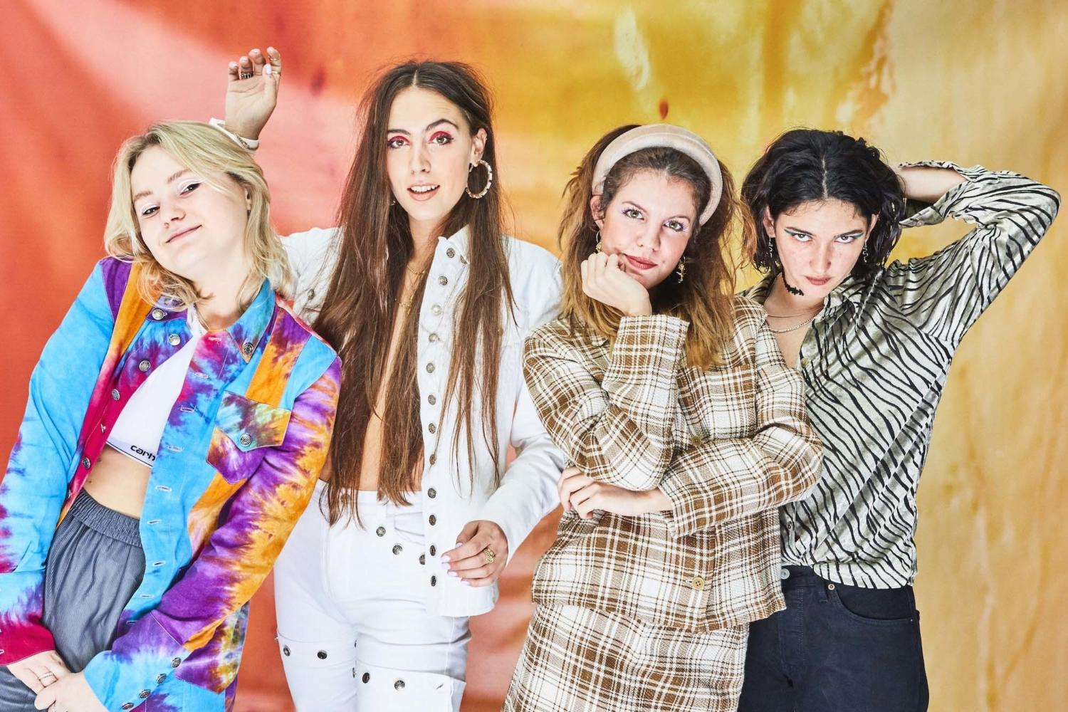 Hinds return with 'Riding Solo'