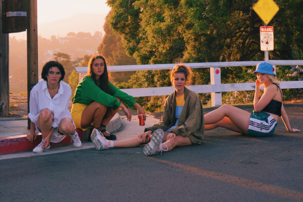 Hinds cover The Clash's 'Spanish Bombs'