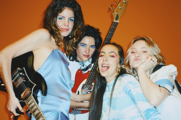 Hinds reveal new track 'Just Like Kids (Miau)'