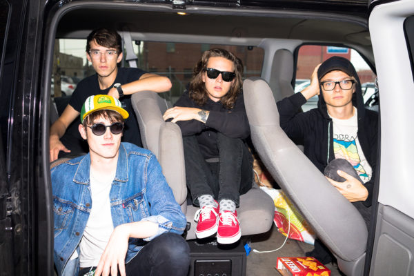 Hippo Campus announce new album 'Bambi' with title track and talk festival plans