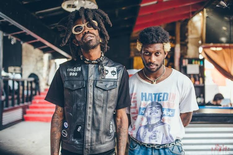 """Ho99o9: """"Nobody was booking us, so we booked our own shit"""""""
